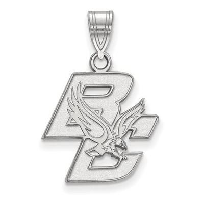 Boston College Sterling Silver Medium Pendant