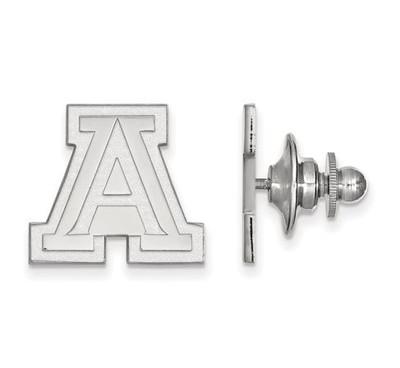 University of Arizona Sterling Silver Lapel Pin