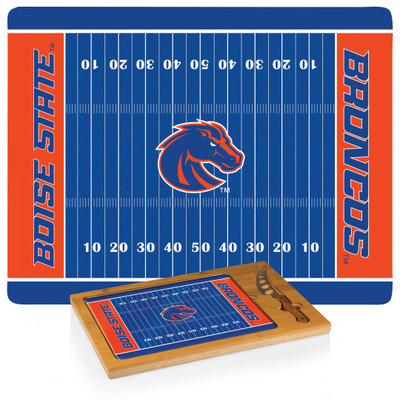 Boise State Broncos Icon Cheese Tray