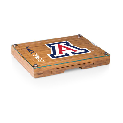 Arizona Wildcats Concerto Bamboo Cutting Board