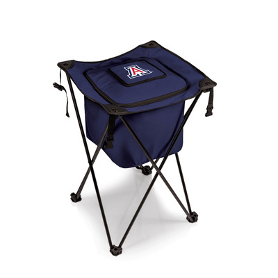 Arizona Wildcats Sidekick Portable Cooler - Navy