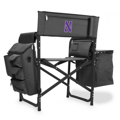 Northwestern Wildcats Fusion Tailgating Chair