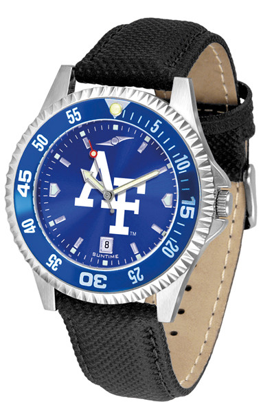Air Force Academy Competitor AnoChrome Color Bezel Watch