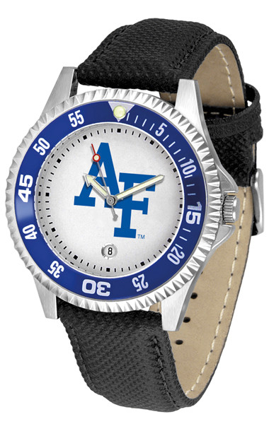 Air Force Academy Competitor Sport Leather Watch