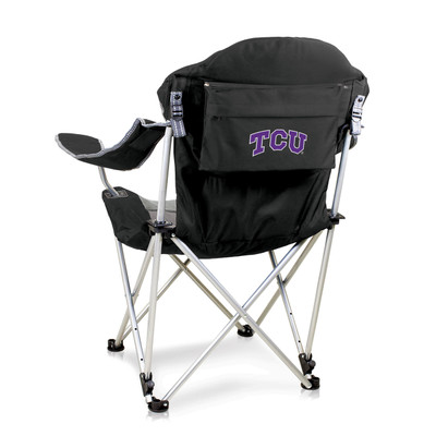 TCU Horned Frogs Reclining Camp Chair