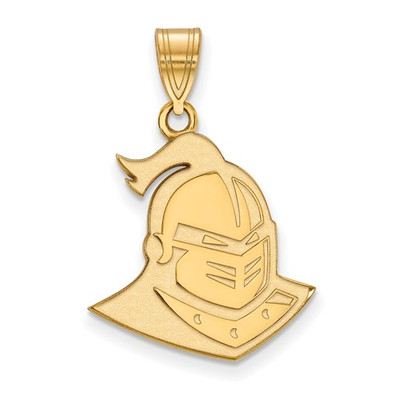 UCF Knights 14k Yellow Gold Large Pendant