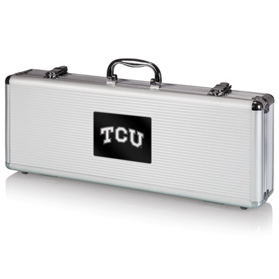 TCU Horned Frogs Herd Grill Set