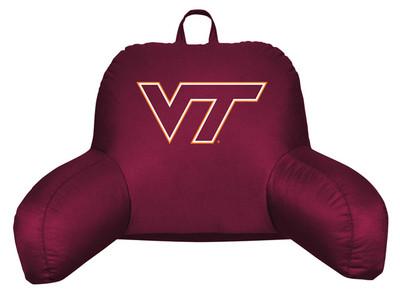 Virginia Tech Hokies Bedrest Pillow