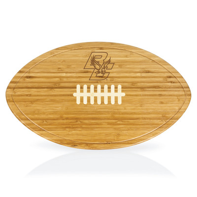 Boston College Eagles Kickoff Bamboo Cutting Board/Serving Tray