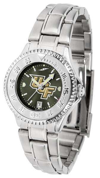UCF Knights Ladies Competitor Steel AnoChrome Watch