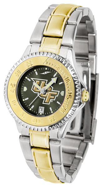 UCF Knights Ladies Competitor Two-Tone AnoChrome Watch