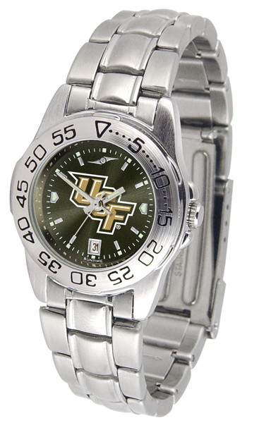 UCF Knights Ladies Sport Steel AnoChrome Watch