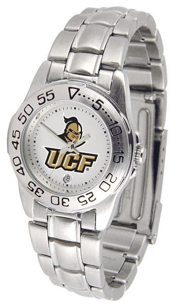 UCF Knights Ladies Sport Steel Watch