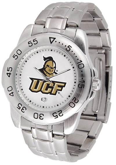 UCF Knights Men's Sport Steel Watch