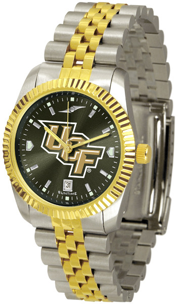 UCF Knights Men's Executive AnoChrome Watch