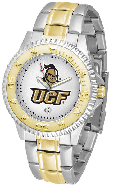 UCF Knights Men's Competitor Two-Tone Watch