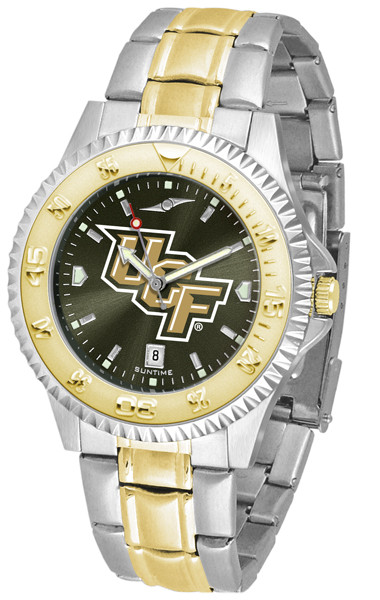 UCF Knights Men's Competitor Two-Tone AnoChrome Watch