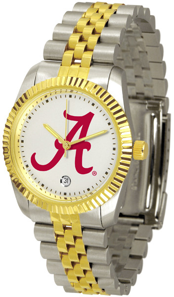 Alabama Crimson Tide Ladies Executive AnoChrome Watch | SunTime | ST-CO3-ACT-MEXT