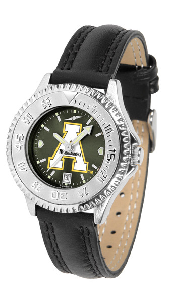 Appalachian State Mountaineers Ladies Competitor AnoChrome Watch