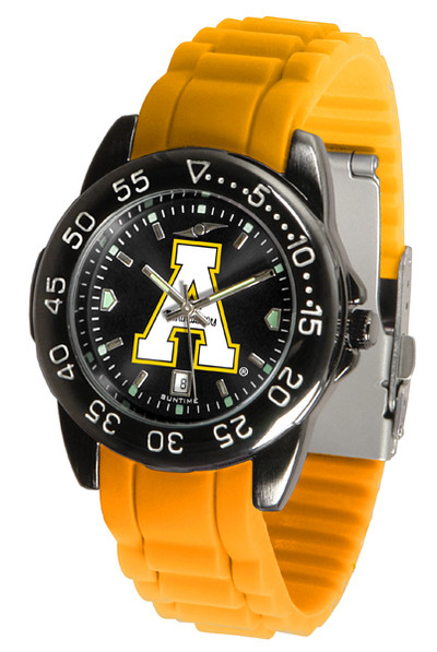 Appalachian State Mountaineers Men's Fantom Sport AC AnoChrome Watch