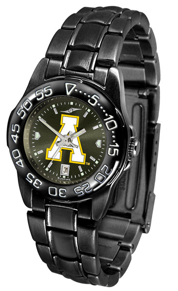 Appalachian State Mountaineers Ladies Fantom Sport AnoChrome Watch