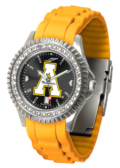 Appalachian State Mountaineers Ladies Sparkle Watch