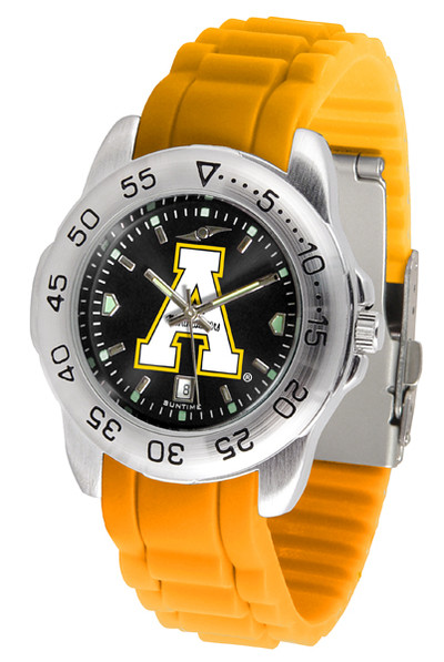 Appalachian State Mountaineers Men's Sport AC AnoChrome Watch