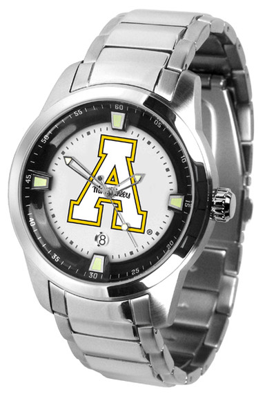 Appalachian State Mountaineers Men's Titan Steel Watch