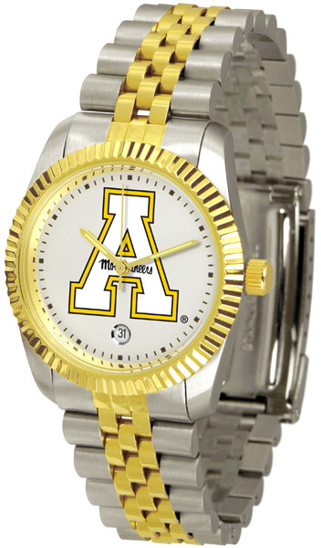 Appalachian State Mountaineers Ladies Executive AnoChrome Watch | SunTime | ST-CO3-ASM-MEXT