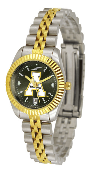 Appalachian State Mountaineers Ladies Premier Executive AnoChrome Watch