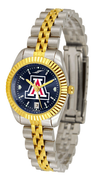 Arizona Wildcats Ladies Premier Executive AnoChrome Watch