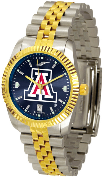 Arizona Wildcats Men's Executive AnoChrome Watch