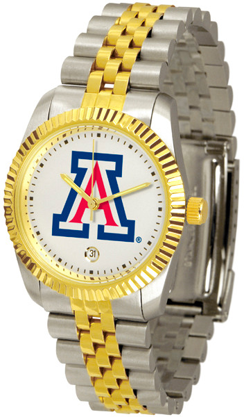 Arizona Wildcats Ladies Executive AnoChrome Watch