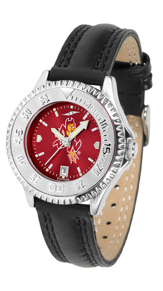 Arizona State Sun Devils Ladies Competitor AnoChrome Watch