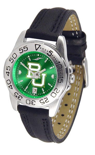 Baylor Bears Ladies Sport Leather AnoChrome Watch