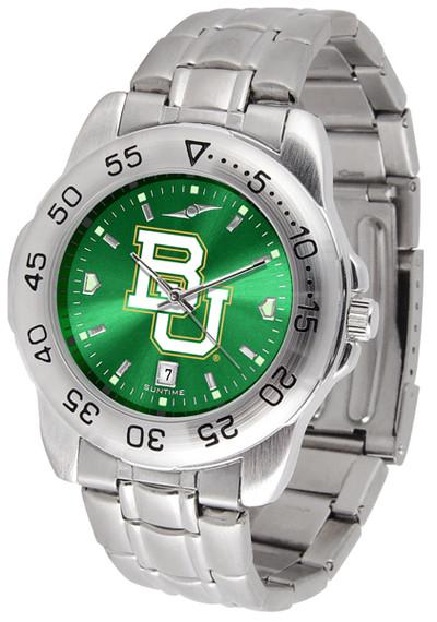 Baylor Bears Sport Steel AnoChrome Watch