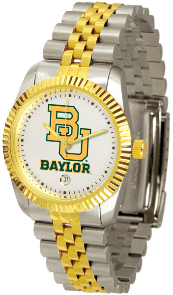 Baylor Bears Ladies Executive AnoChrome Watch