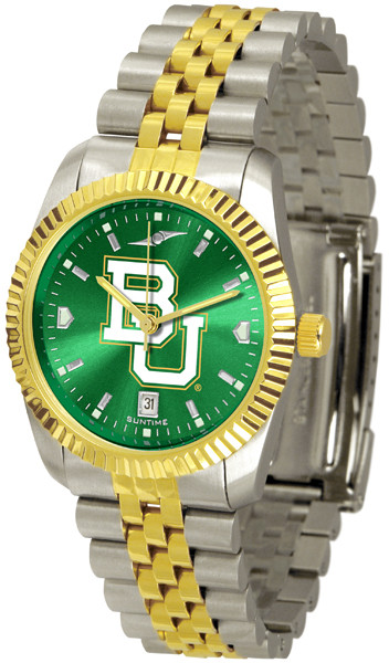 Baylor Bears Men's Executive AnoChrome Watch