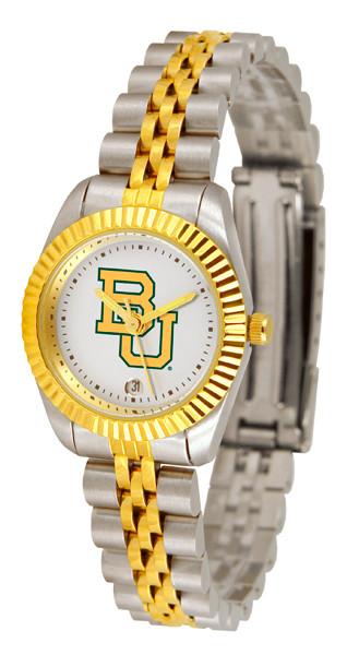 Baylor Bears Ladies Premium Executive Watch