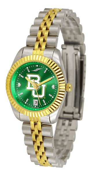 Baylor Bears Ladies Premier Executive AnoChrome Watch