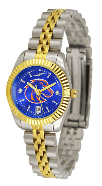 Boise State Broncos Ladies Premier Executive AnoChrome Watch