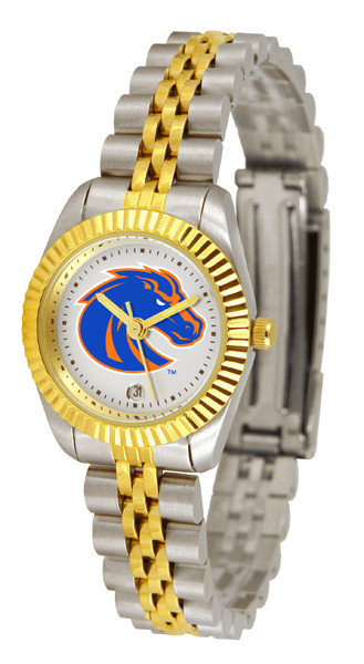 Boise State Broncos Ladies Premium Executive Watch | SunTime | ST-CO3-BSB-LEXT
