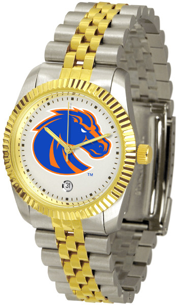 Boise State Broncos Ladies Executive AnoChrome Watch