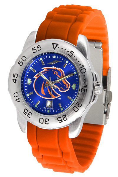 Boise State Broncos Men's Sport AC AnoChrome Watch | SunTime | ST-CO3-BSB-SPORT-AC