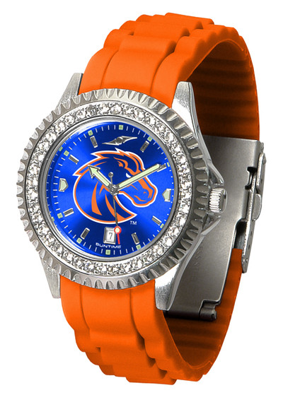 Boise State Broncos Ladies Sparkle Watch