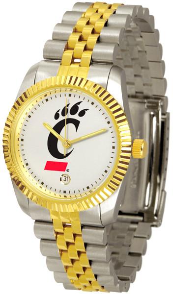 Cincinnati Bearcats Ladies Executive AnoChrome Watch