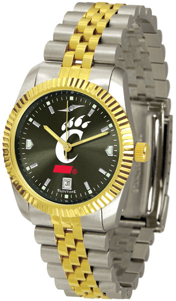 Cincinnati Bearcats Men's Executive AnoChrome Watch