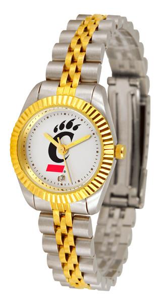 Cincinnati Bearcats Ladies Premium Executive Watch