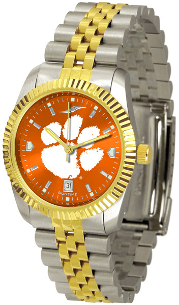 Clemson Tigers Men's Executive AnoChrome Watch | SunTime | ST-CO3-CLT-MEXT-A