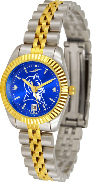 Duke Blue Devils Ladies Premier Executive AnoChrome Watch